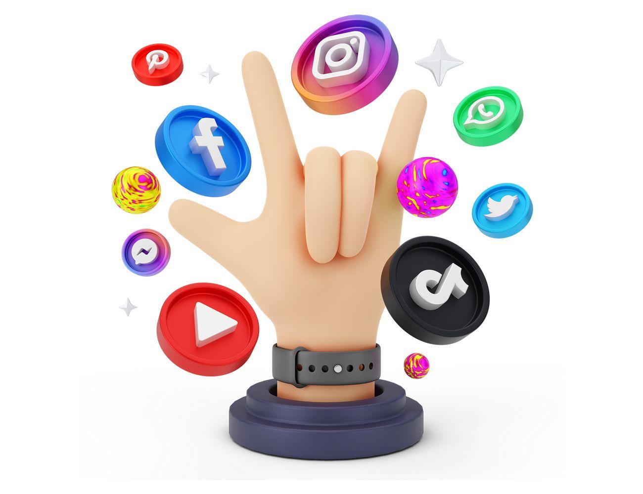 <strong>Social Media</strong>